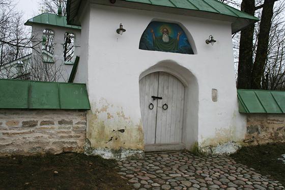 Церковь Сергия Радонежского и Никандра, 2016