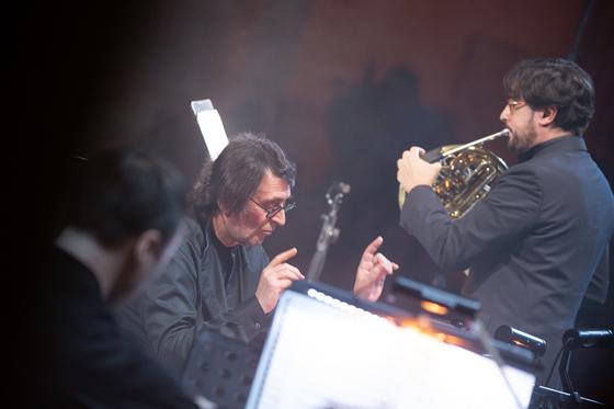 Открытие фестиваля искусств. Юрий Башмет и Хосе Висенте Кастелло