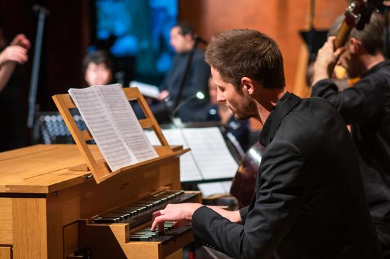 Концерт ансамбля старинной музыки La tempête / © Андрей Чунтомов