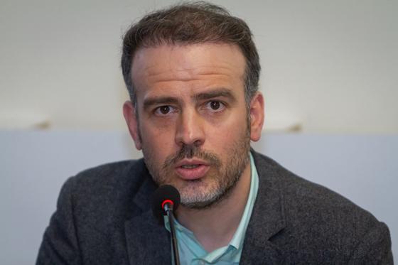 Луис Оррильо в Международном Мемориале