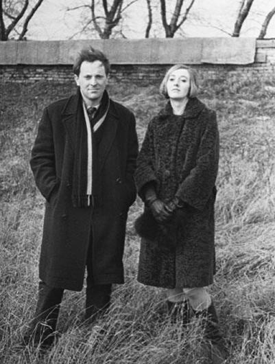Бродский и Фейт Вигзелл. Ленинград, 1968 год