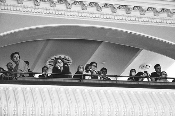 Мастер-класс Теодора Курентзиса © Юлия Лунина