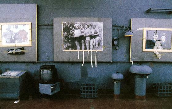 «Жертвоприношение богу войны», 1994