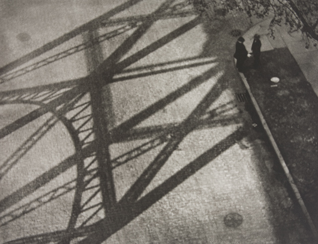 Paul Strand - From the El, 1917