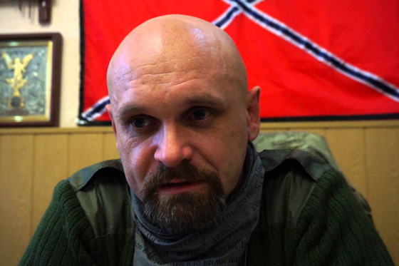 Алексей Мозговой, командир