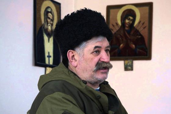 Николай Козицын, командир «