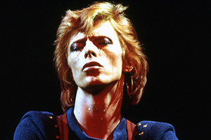 David Bowie. «Who Can I Be Now? (1974—1976)»