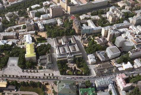 В национальном музее имени Пушкина планируют построить новый павильон