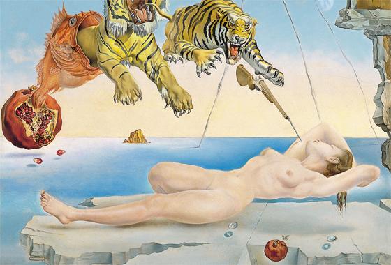 Сюрреалистичный мир: выставка каталонских живописцев открывается вЭрмитаже