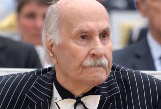 Скончался советский и русский артист Владимир Зельдин