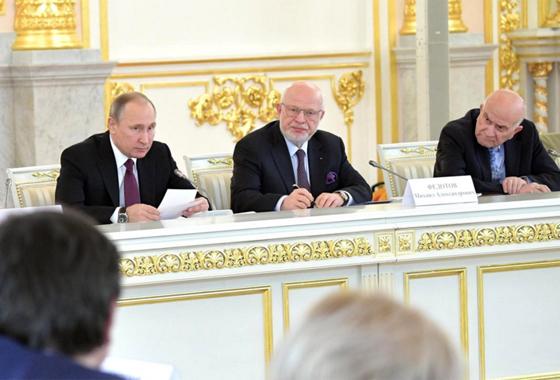 Путин признал проблему свнесением «Левады-Центра» всписок иноагентов