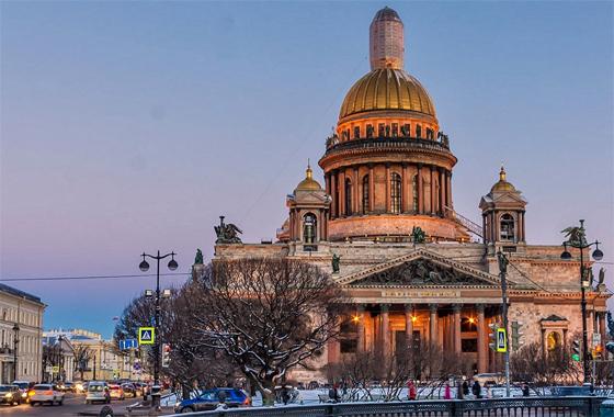 Сампсониевский храм передали РПЦ на49 лет