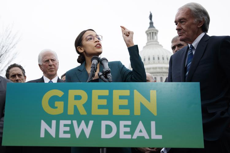 Подкасты об экономике и климате. Эпизод 2: Green Deal и Америка