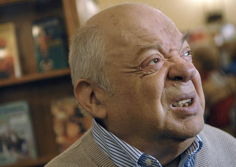 Наум Коржавин: «Самиздат начался практически прямо с меня»