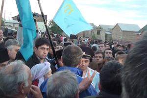 Как прессовали крымских татар