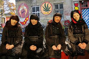 Майдан: эстетика протеста