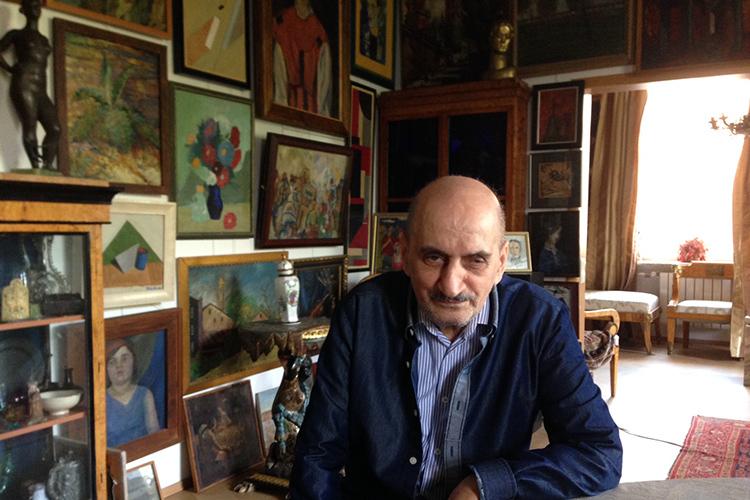 В Москве машина сбила советского диссидента Григорьянца