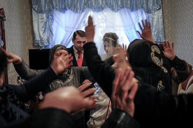 мусульмане переходят в православие