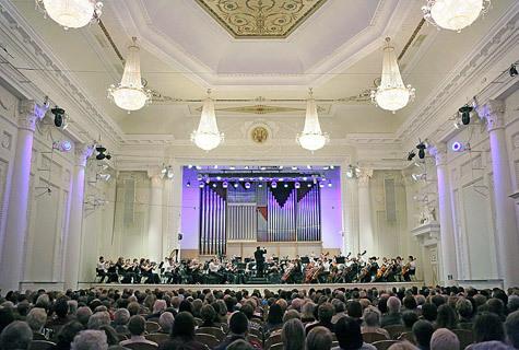 ВЕкатеринбурге пройдет фестиваль Чайковского