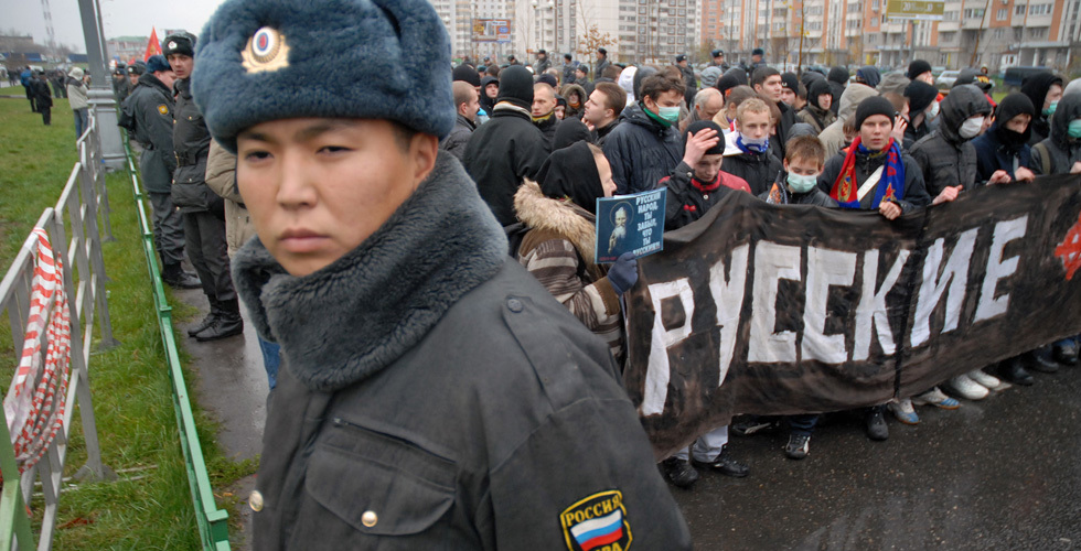 Русский марш» или марш мигрантов? | Colta.ru